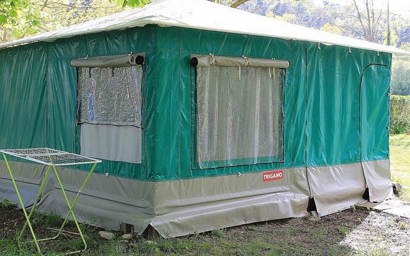 Bungalow camping de la Vallée du Doux