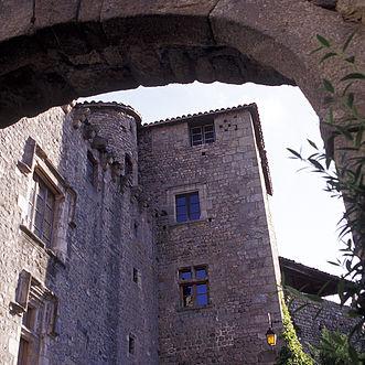 chateau de Desaignes