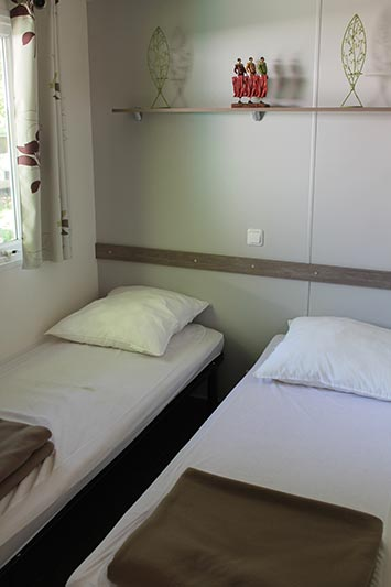 Mobil Home Trigano camping de la Vallée du Doux