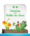 Camping Vallée du Doux en Ardèche
